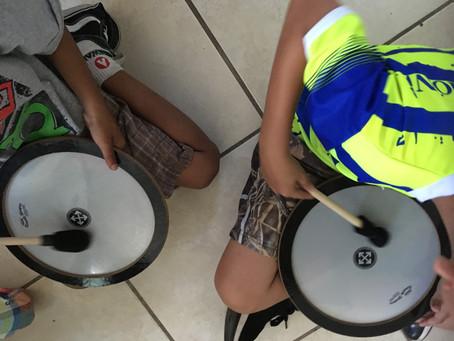 Percussion Class 7/31