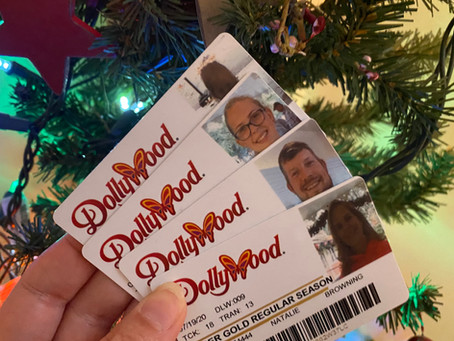 A Dollywood Season Pass - the Christmas gift memories are made of