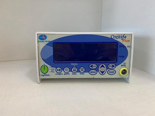 Oxímetro de Pulso OxilifePlus CMOS DRAKE