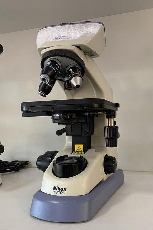 Microscópio binocular NIKON YS100