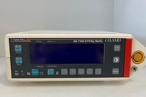 Oxicapnógrafo Dixtal DX7100