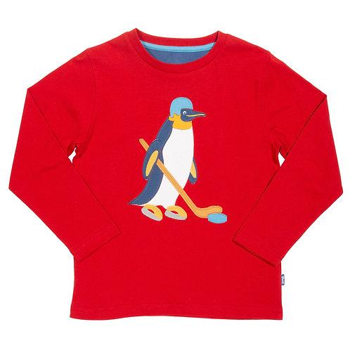 Kite Penguin Puck T Shirt