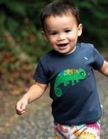 Frugi Scout Chameleon T-Shirt