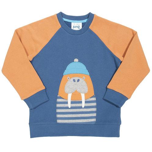 Kite Walrus Sweatshirt