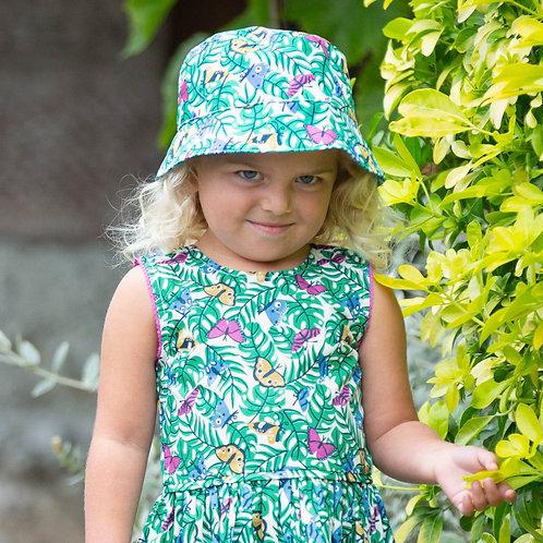 Kite Flutterby Reversible Sun Hat