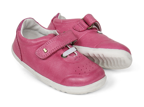 Bobux SU Ryder, Pink and Raspberry