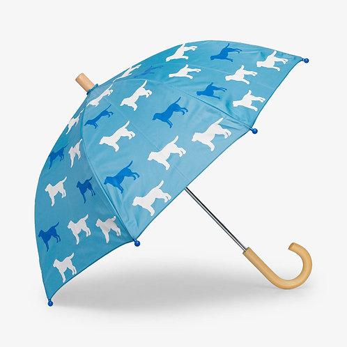 Hatley Friendly Labs Colour Changing Umbrella