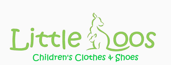 Little Roos childrens clothes and shoes.