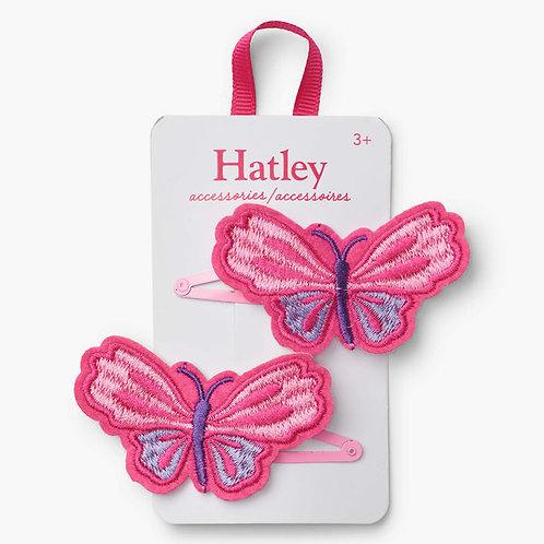 Hatley Pretty Butterflies Hair Clips