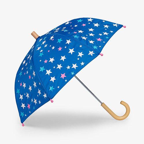 Hatley Galactic Stars Colour Changing Umbrella