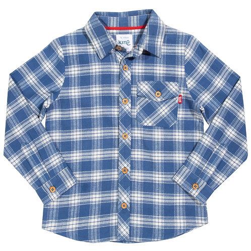 Kite Classic Plaid Shirt