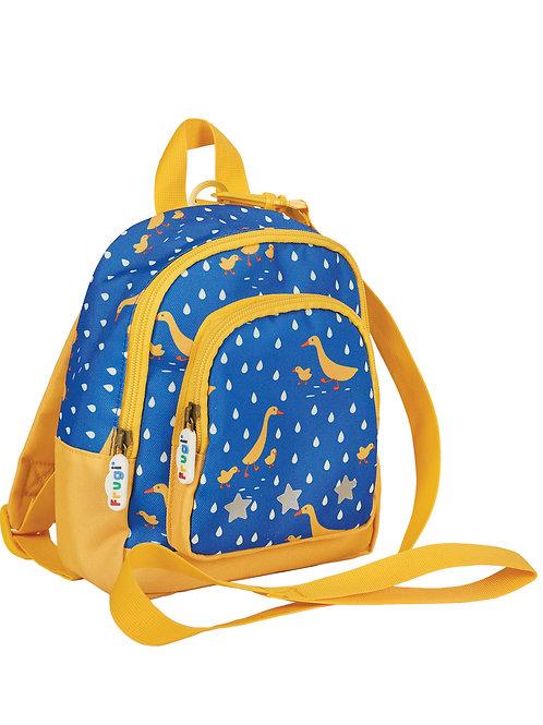 Frugi Little Adventurers Backpack, Runner Ducks