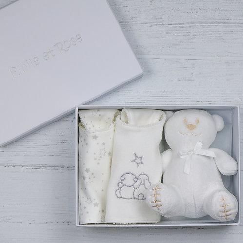 Emile et Rose Bib Gift Set