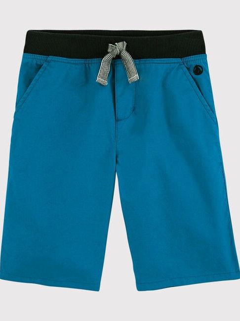 Petit Bateau Boy's Serge Bermuda Shorts