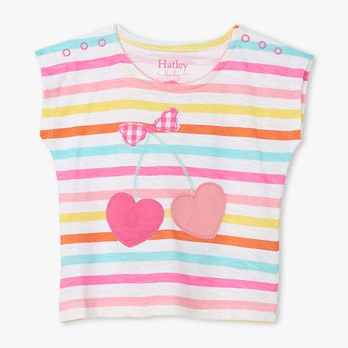 Hatley Carnival Stripes Baby Tee