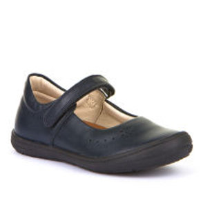 Froddo Navy Leather Shoe G3140053-3