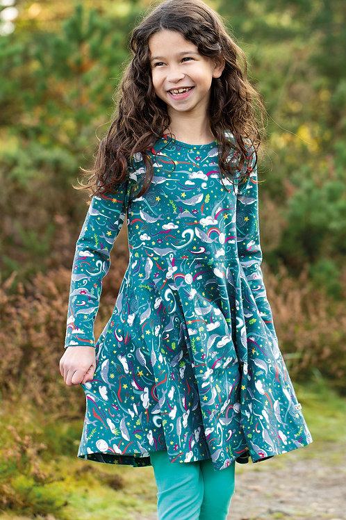 Frugi Sofia Skater Dress