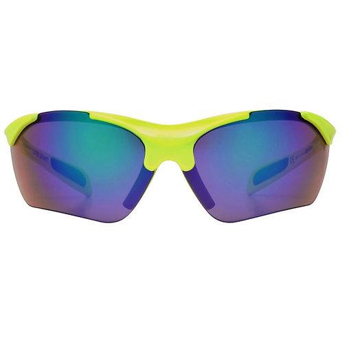FG Yellow Wrap Around Sunglasses