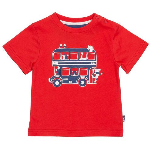 Kite On The Bus T Shirt