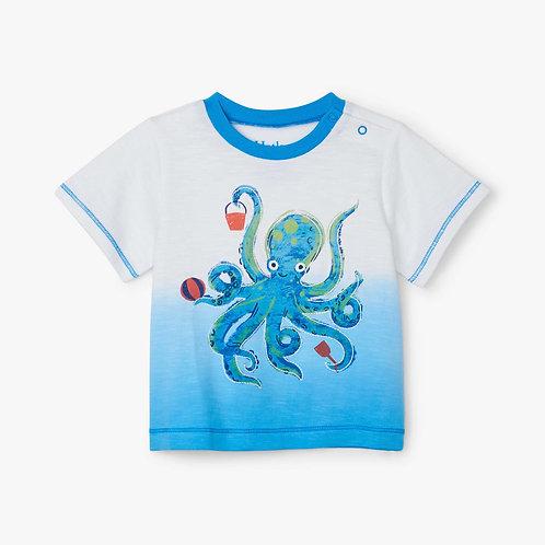 Hatley Playful Octopus Graphic Tee