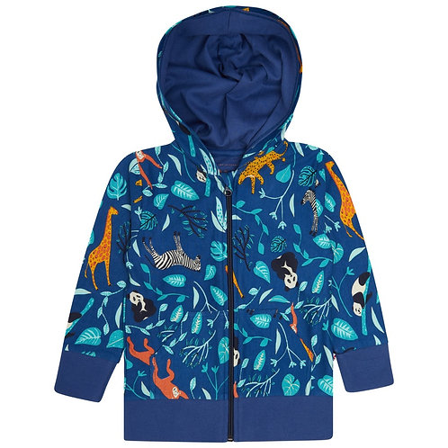 Piccalilly Wildlife Hoody