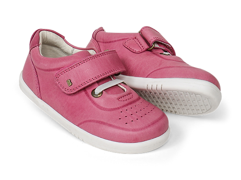 Bobux IW Ryder Pink and Raspberry