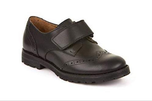 Froddo Black School Shoe 4130058