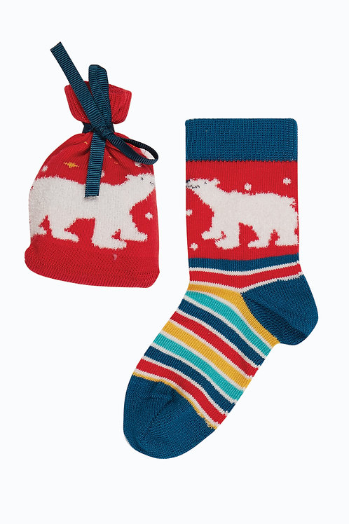 Frugi Super Socks in a Bag
