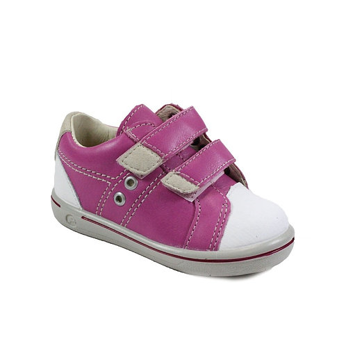 Ricosta Nippy Pink Leather Casual Shoes
