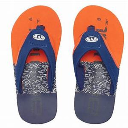 Animal Jekyl Orange Flip Flops