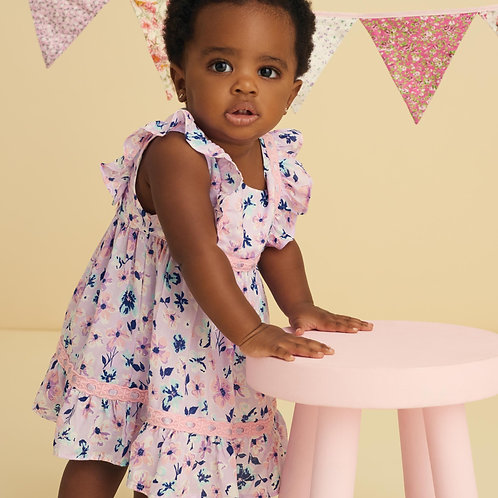 Hatley Spring Blooms Party Dress