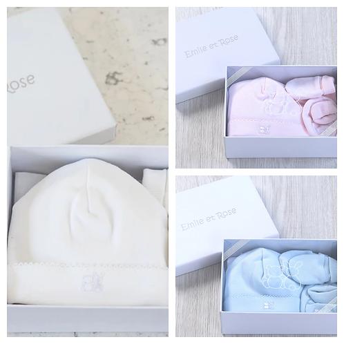 Emile et Rose Nox New Baby Gift Set