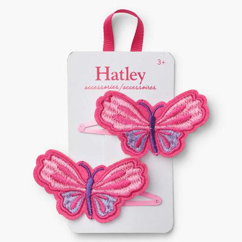 Hatley Pretty Butterfly Snap Clips