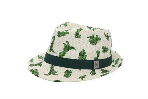 Flapjackkids Dino Fedora Hat