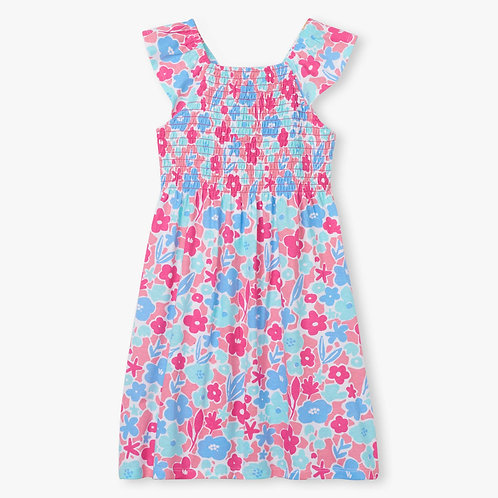 Hatley French Garden Smocked Dress