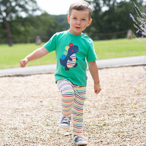 Kite Rainbow Rex T-Shirt
