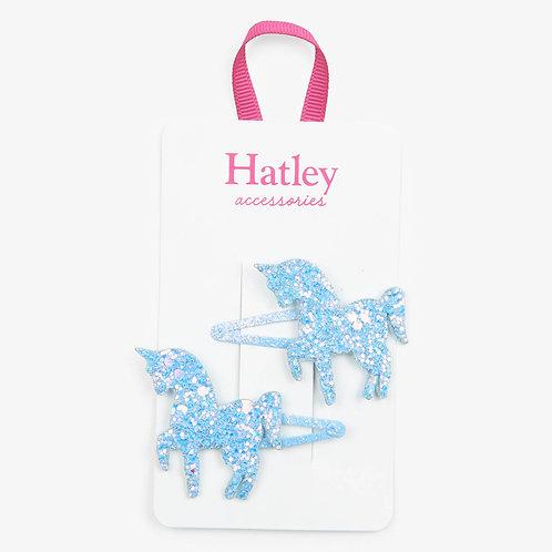 Hatley Dazzling Unicorn Snap Clips