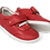 Thumbnail: Bobux I-Walk Ryder Trainer, Red & Charcoal