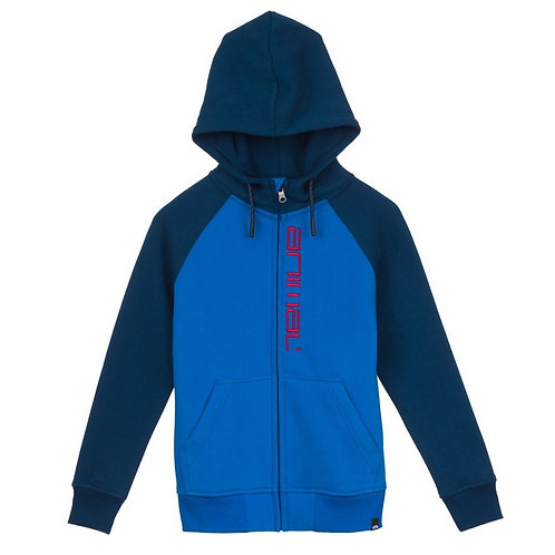 Animal Zip Through Hoody Directoie