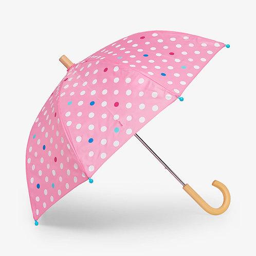 Hatley Polka Dots Colour Changing Umbrella