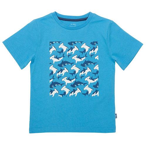 Kite Camo Shark T-Shirt