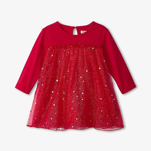 Hatley Twinkle Star Tulle Dress