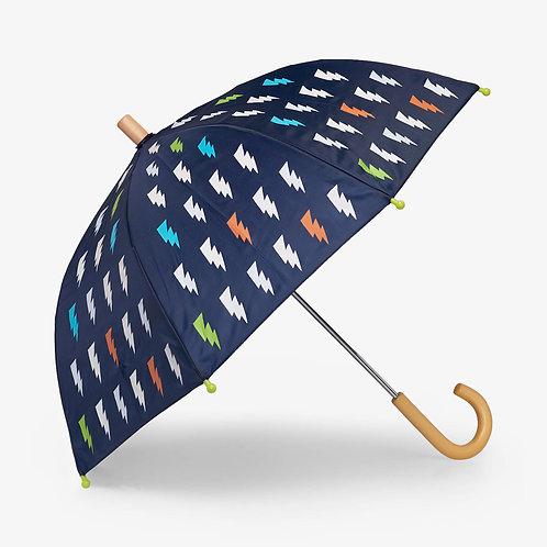 Hatley Thunderbolts Colour Changing Umbrella