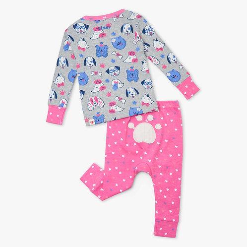 Hatley Playful Pups Organic Cotton Pyjamas