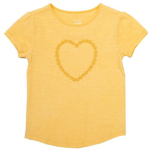 Kite Daisy Heart T-Shirt