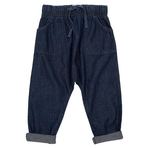Kite Denim Carrot Pull Up Jeans