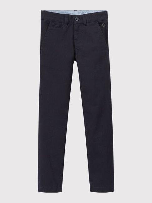 Petit Bateau Navy Trousers