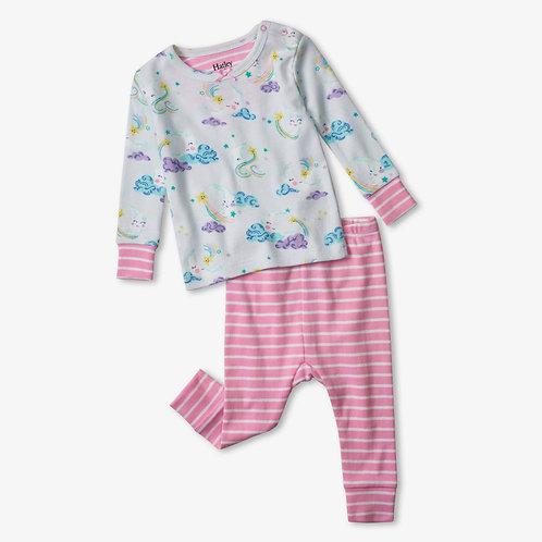 Hatley Sweet Dreams Organic Cotton Baby Pyjama Set