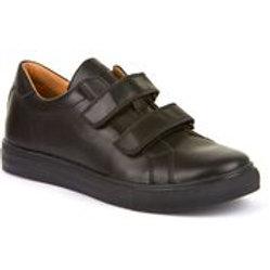 Froddo Black Casual School Shoe G4130068