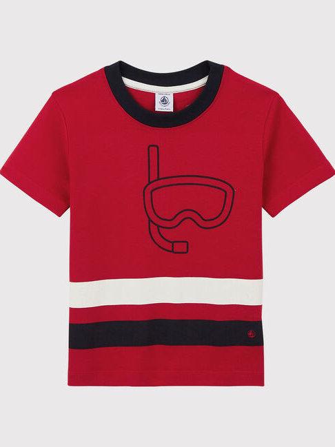 Petit Bateau Snorkel Short-Sleeved T-Shirt